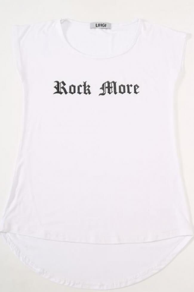 T-Shirt Rock More