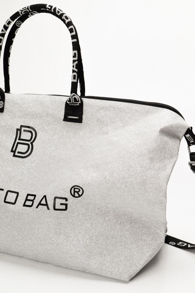 Travel Bag Sparkl - Ασημί