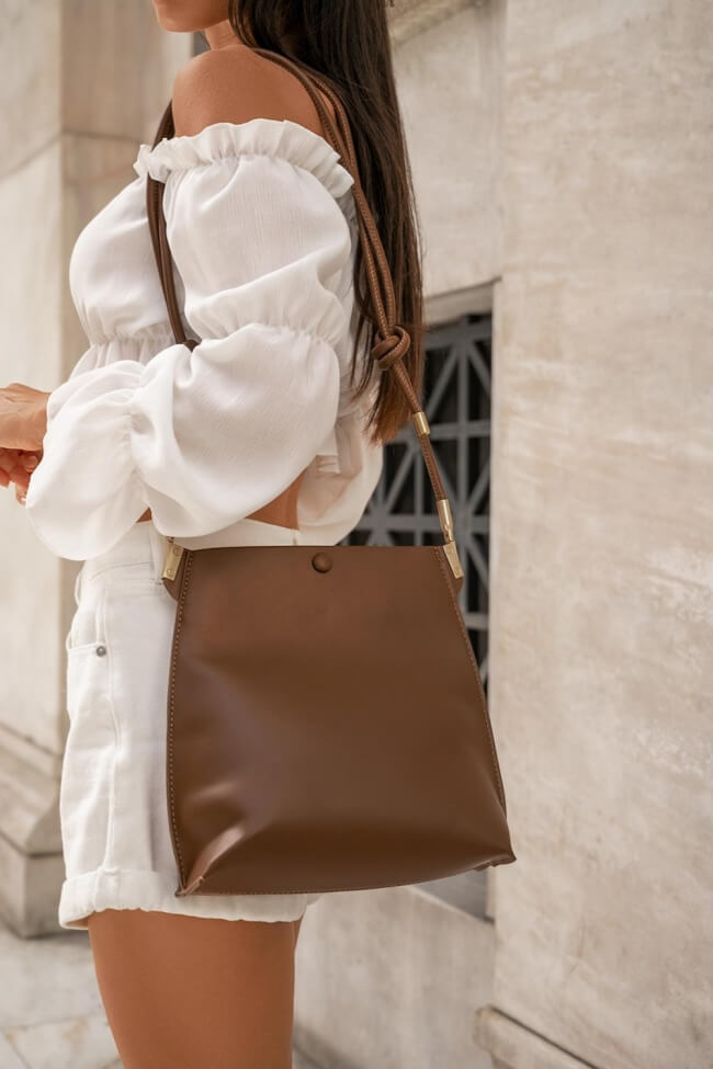 Τσάντα Messenger με Ρυθμιζόμενο Λουρί