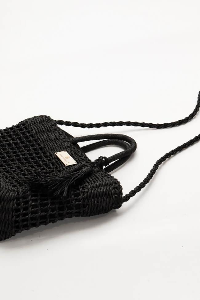 Τσάντα Ψάθινη Χειρός