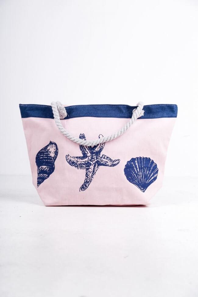 Τσάντα Θαλάσσης με Σχέδια