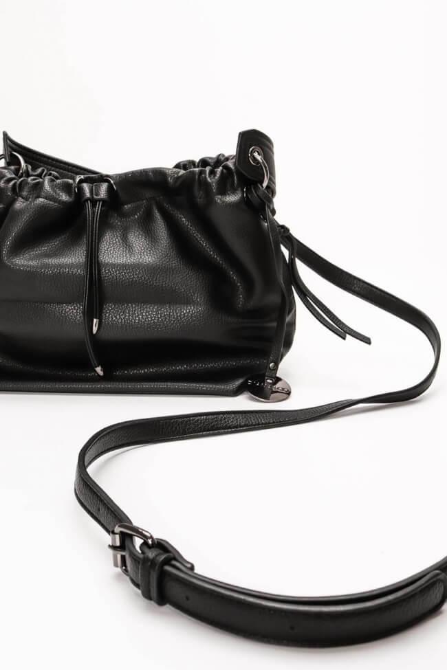 Τσάντα Ώμου Δερματίνη Diana
