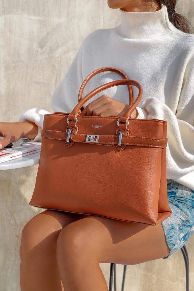 Τσάντα Ώμου με Λουράκι