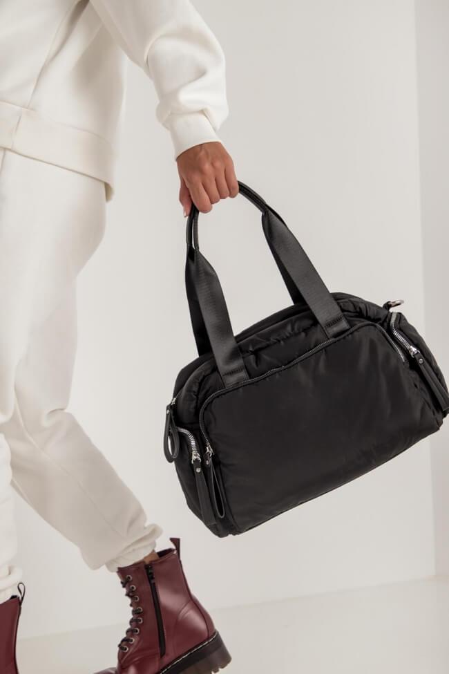 Τσάντα Ώμου με Θήκες