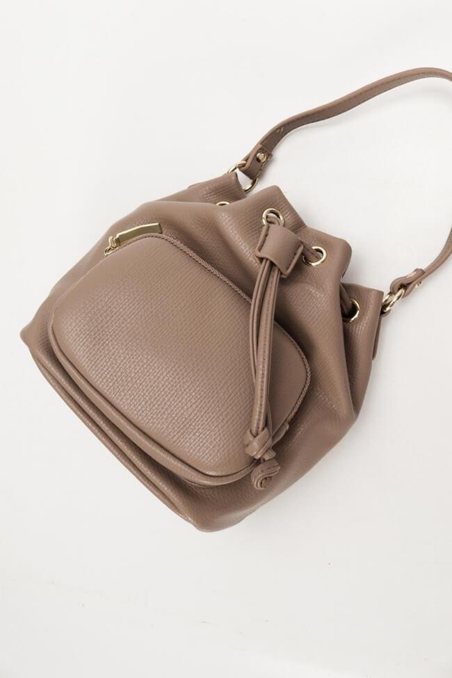 Τσάντα Ώμου Πουγκί