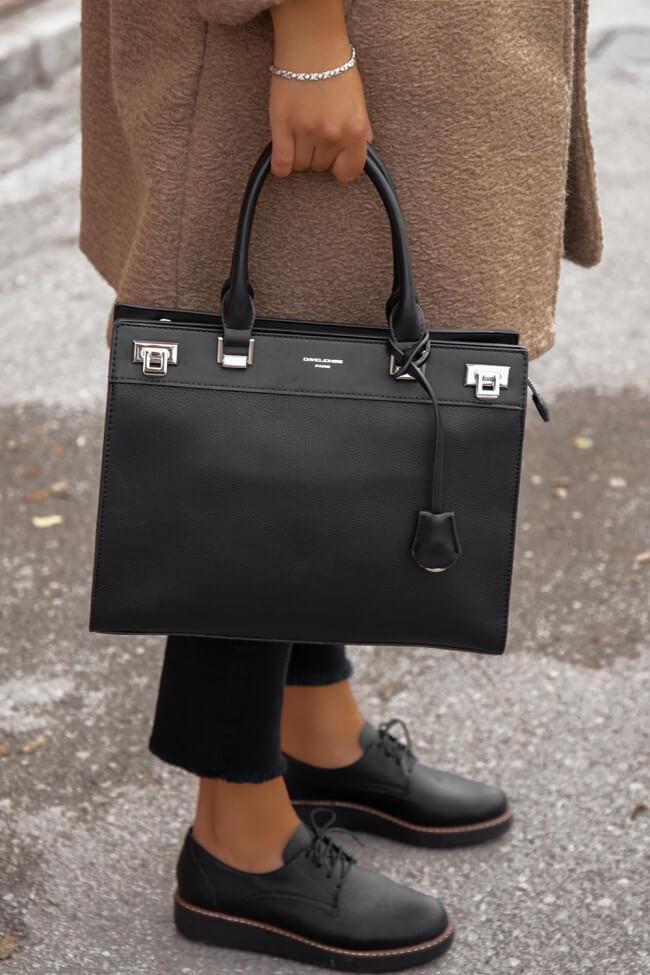 Τσάντα Ώμου Τετράγωνη