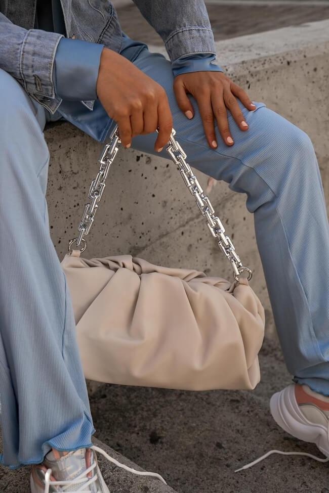 Τσάντα Χειρός Πουγκί
